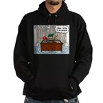 New Pastor Adjustment Hoodie (dark)