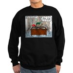New Pastor Adjustment Sweatshirt (dark)