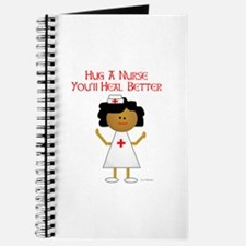 Hug A Nurse Journal