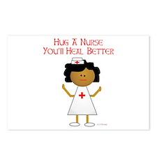Hug A Nurse Postcards (Package of 8)