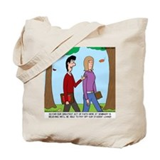 Seminary Faith Tote Bag