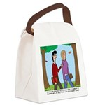 Seminary Faith Canvas Lunch Bag