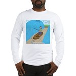 Fishing with God Long Sleeve T-Shirt