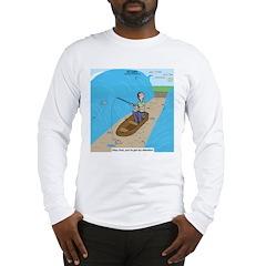 Fishing with God Long Sleeve T-Shirt