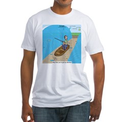 Fishing with God Shirt