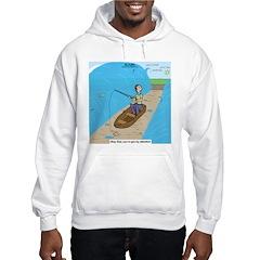Fishing with God Hoodie