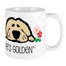 Lifes Golden Spring Mug