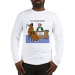 Death Applies to Seminary Long Sleeve T-Shirt
