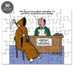 Death Applies to Seminary Puzzle