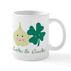 Garlic &Amp; Gaelic Mugs