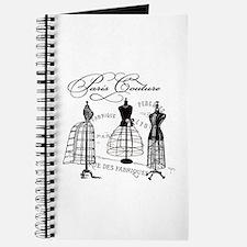 Paris Couture Mannequins Journal