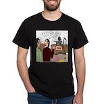 Death Works at the DMV Dark T-Shirt