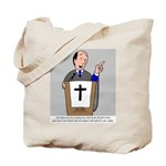 Church Coffee Tote Bag
