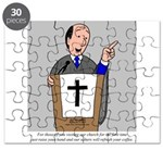 Church Coffee Puzzle