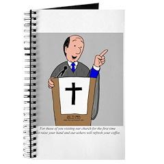 Church Coffee Journal