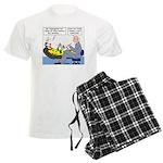 Clown Ministry Men's Light Pajamas