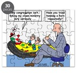 Clown Ministry Puzzle