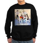 Team Building Sweatshirt (dark)