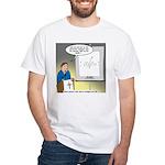Sermon Telestrator White T-Shirt