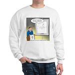 Sermon Telestrator Sweatshirt