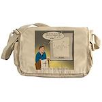 Sermon Telestrator Messenger Bag
