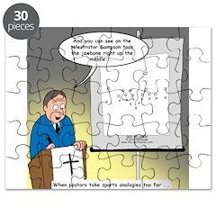 Sermon Telestrator Puzzle