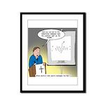 Sermon Telestrator Framed Panel Print