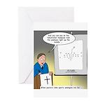 Sermon Telestrator Greeting Cards (Pk of 20)