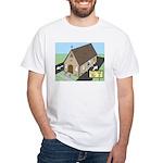 Church Drive-Thru White T-Shirt