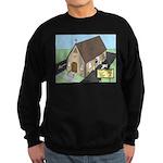 Church Drive-Thru Sweatshirt (dark)