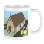 Church Drive-Thru Mug