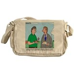 Customer Appreciation Banquet Messenger Bag