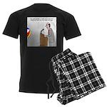 Sound System Delay Men's Dark Pajamas