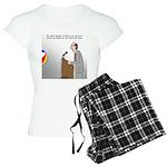 Sound System Delay Women's Light Pajamas