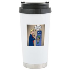 Church ATM Stainless Steel Travel Mug
