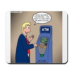 Church ATM Mousepad
