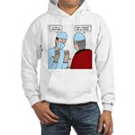 Choir Robe Scrubs Hooded Sweatshirt
