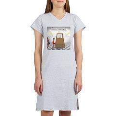 Cheap Grace Supermarket Women's Nightshirt