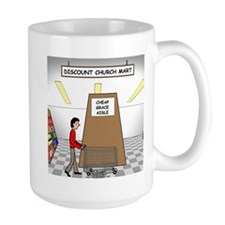 Cheap Grace Supermarket Mug