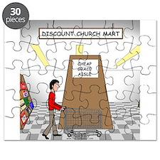 Cheap Grace Supermarket Puzzle