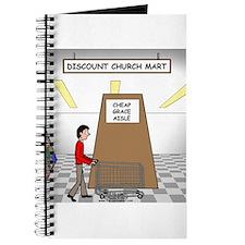 Cheap Grace Supermarket Journal