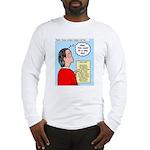 Pastor Call List Long Sleeve T-Shirt
