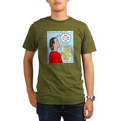 Pastor Call List T-Shirt