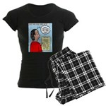 Pastor Call List Women's Dark Pajamas