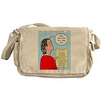 Pastor Call List Messenger Bag