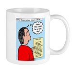 Pastor Call List Mug