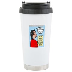 Pastor Call List Travel Mug