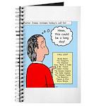 Pastor Call List Journal