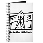 On to the 19th Hole Journal