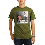 Committee Struggles Organic Men's T-Shirt (dark)